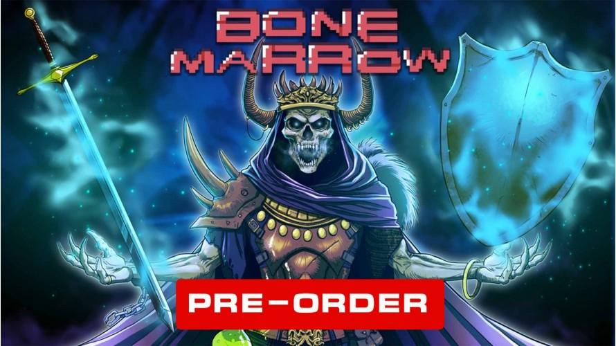 Bone Marrow - Mega Drive / Genesis