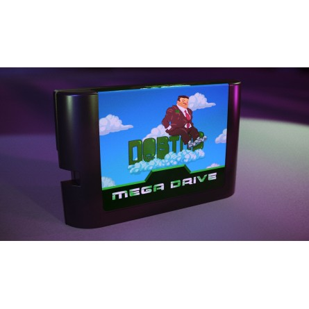 Debtor - Mega Drive / Genesis