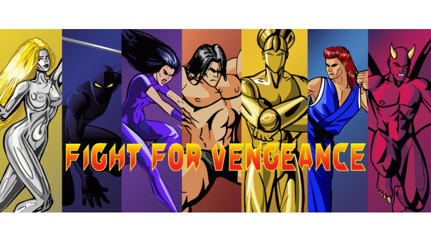 Fight for Vengeance - Mega Drive / Genesis
