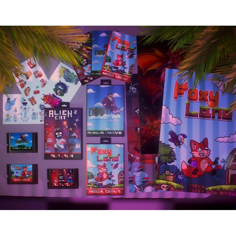 Super Set #1  - Mega Drive / Genesis