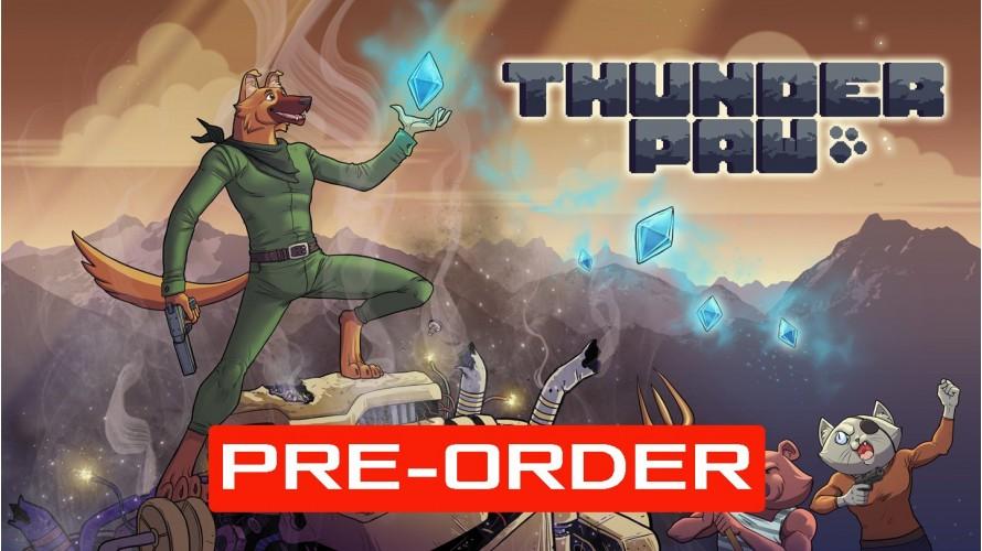 Thunder Paw - Mega Drive / Genesis