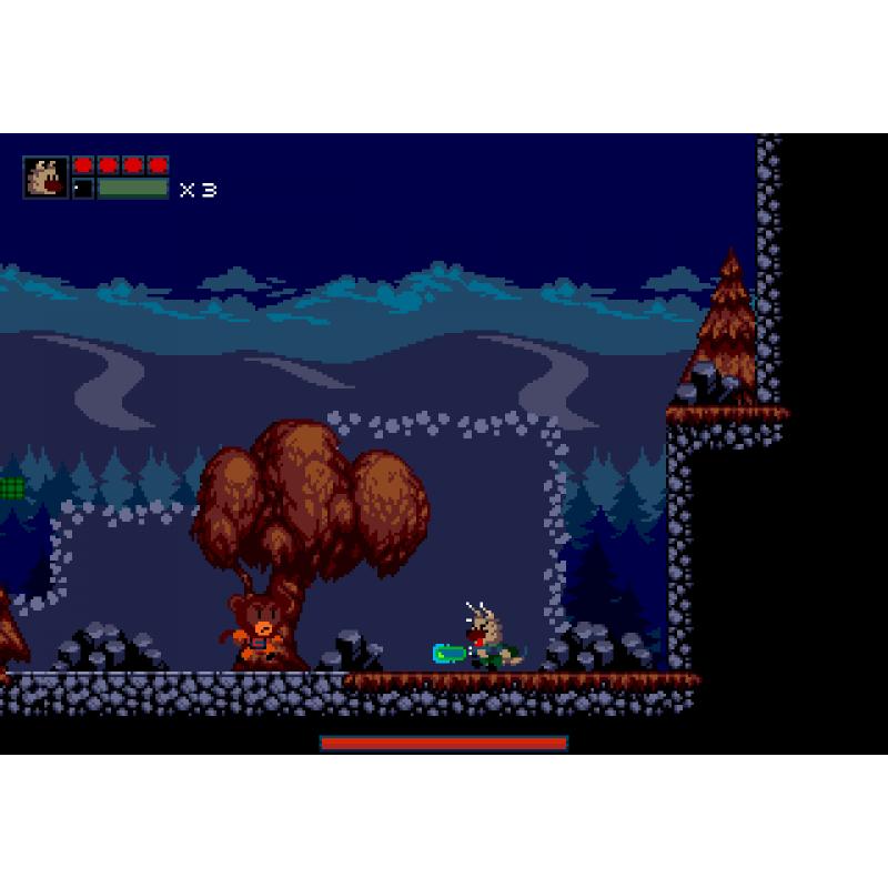 Thunder Paw - Mega Drive / Genesis  (PRE-ORDER)