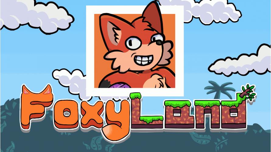 Foxy Land Sega Mega Drive / Genesis