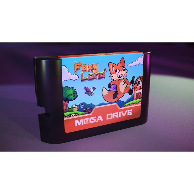 FoxyLand - Mega Drive / Genesis